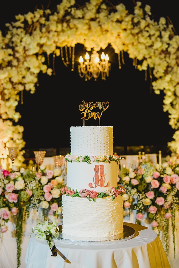 The Wedding of Lina & Jasen by Bali Eve Wedding & Event Planner - 030