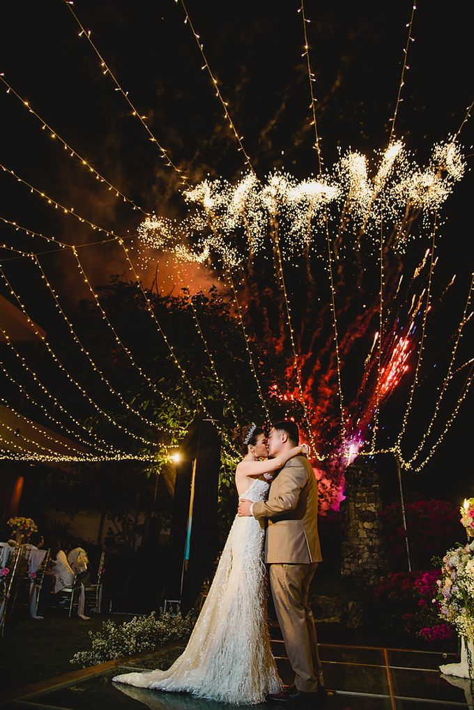 The Wedding of Lina & Jasen by Bali Eve Wedding & Event Planner - 033