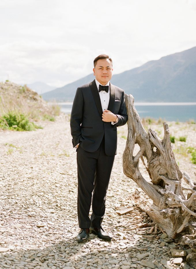 Three day Pre-Wedding shoot in New Zealand by Feather and Stone Photography - 004
