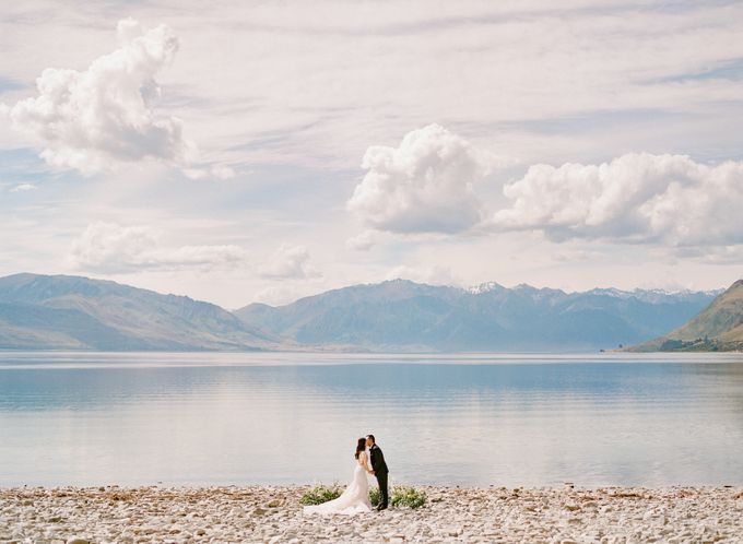 Three day Pre-Wedding shoot in New Zealand by Feather and Stone Photography - 009