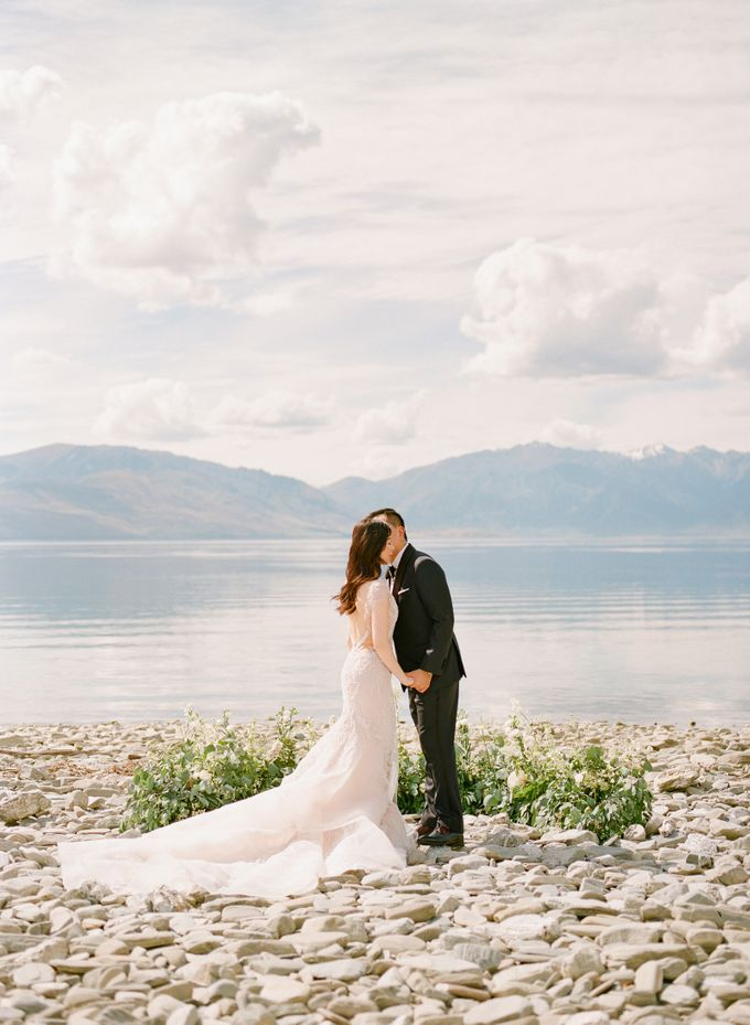 Three day Pre-Wedding shoot in New Zealand by Feather and Stone Photography - 005