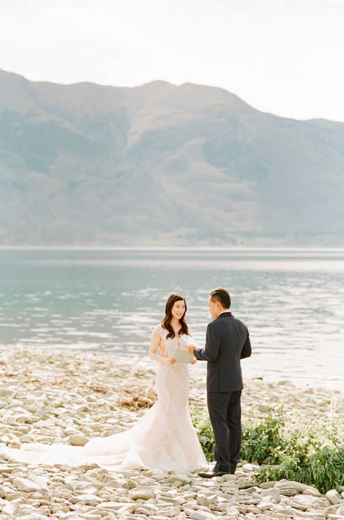 Three day Pre-Wedding shoot in New Zealand by Feather and Stone Photography - 007