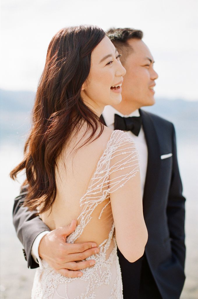 Three day Pre-Wedding shoot in New Zealand by Feather and Stone Photography - 010