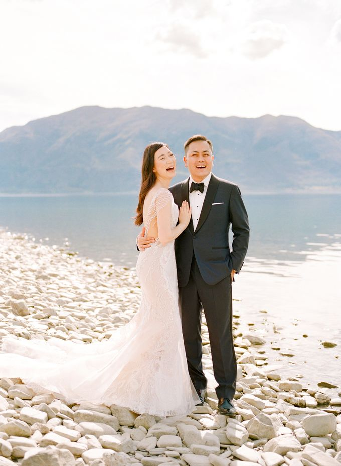 Three day Pre-Wedding shoot in New Zealand by Feather and Stone Photography - 011