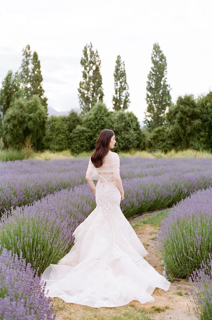 Three day Pre-Wedding shoot in New Zealand by Feather and Stone Photography - 013