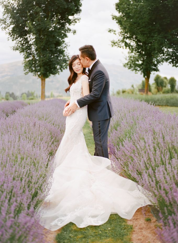 Three day Pre-Wedding shoot in New Zealand by Feather and Stone Photography - 017