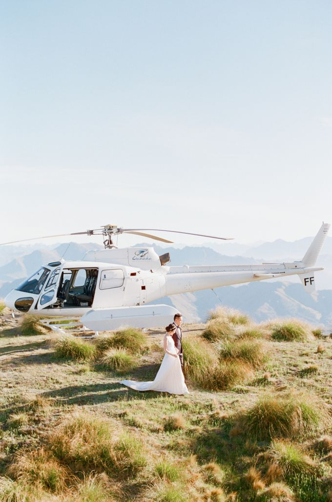 Three day Pre-Wedding shoot in New Zealand by Feather and Stone Photography - 018