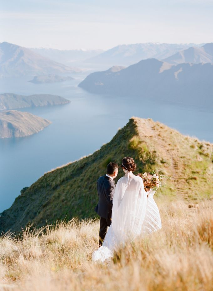 Three day Pre-Wedding shoot in New Zealand by Feather and Stone Photography - 020