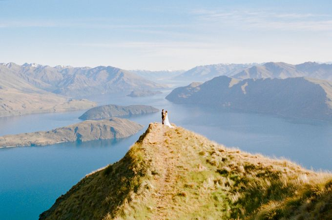 Three day Pre-Wedding shoot in New Zealand by Feather and Stone Photography - 022