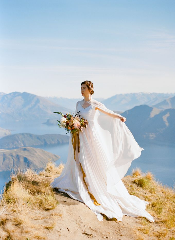 Three day Pre-Wedding shoot in New Zealand by Feather and Stone Photography - 023