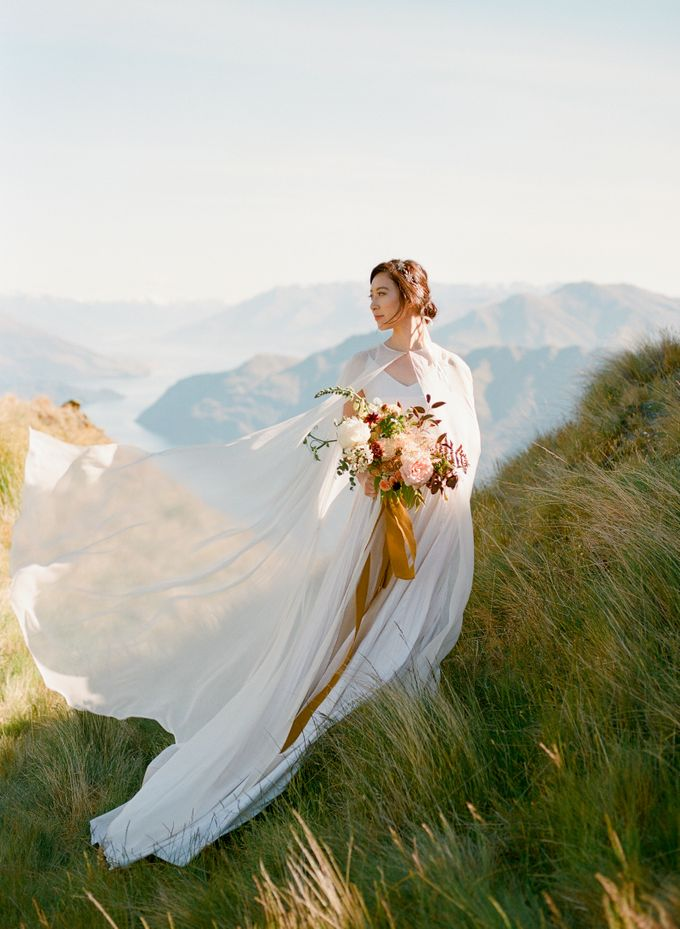 Three day Pre-Wedding shoot in New Zealand by Feather and Stone Photography - 028