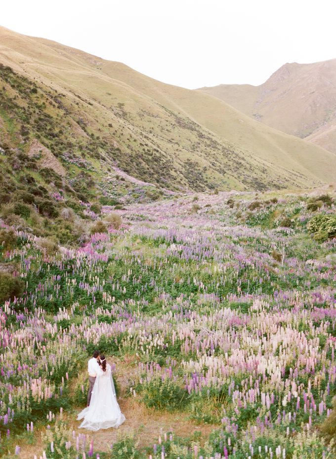 Three day Pre-Wedding shoot in New Zealand by Feather and Stone Photography - 029