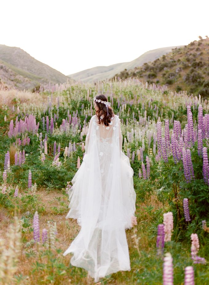 Three day Pre-Wedding shoot in New Zealand by Feather and Stone Photography - 034