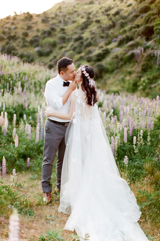 Three day Pre-Wedding shoot in New Zealand by Feather and Stone Photography - 038