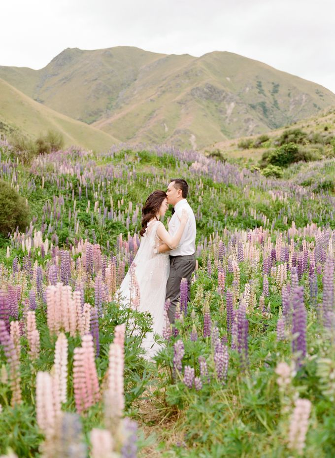 Three day Pre-Wedding shoot in New Zealand by Feather and Stone Photography - 040