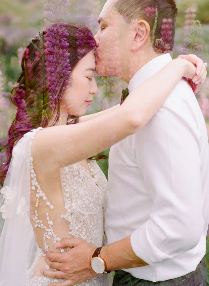 Three day Pre-Wedding shoot in New Zealand by Feather and Stone Photography - 035