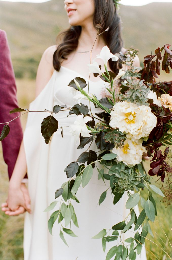 Three day Pre-Wedding shoot in New Zealand by Feather and Stone Photography - 044