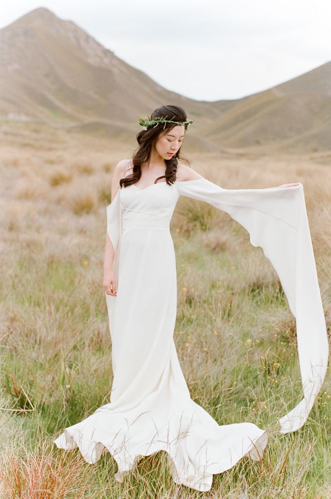Three day Pre-Wedding shoot in New Zealand by Feather and Stone Photography - 045