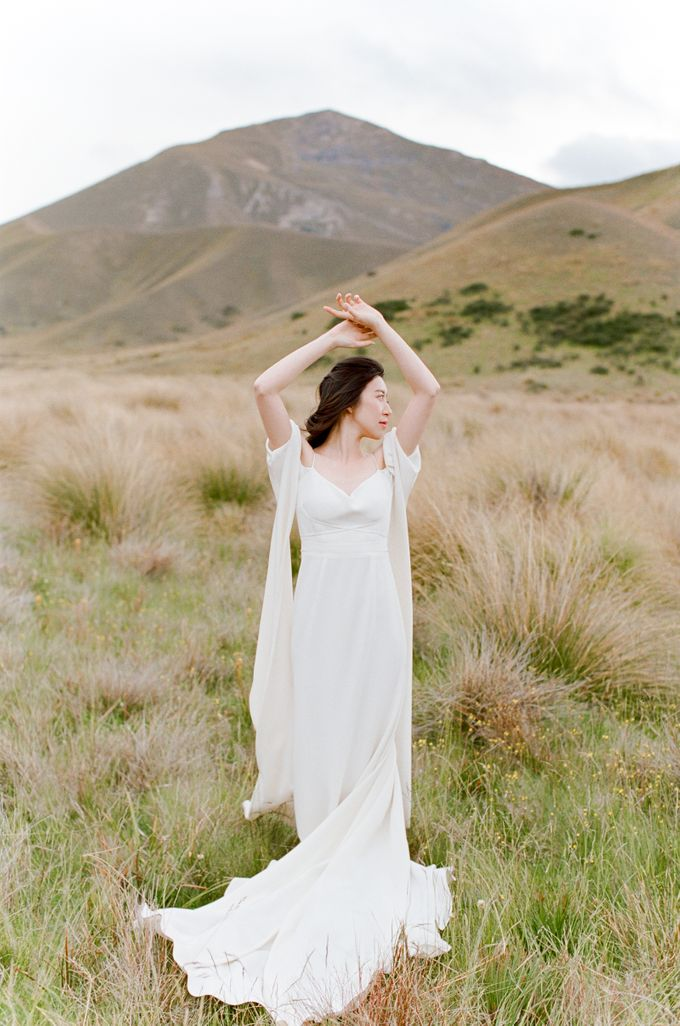Three day Pre-Wedding shoot in New Zealand by Feather and Stone Photography - 048
