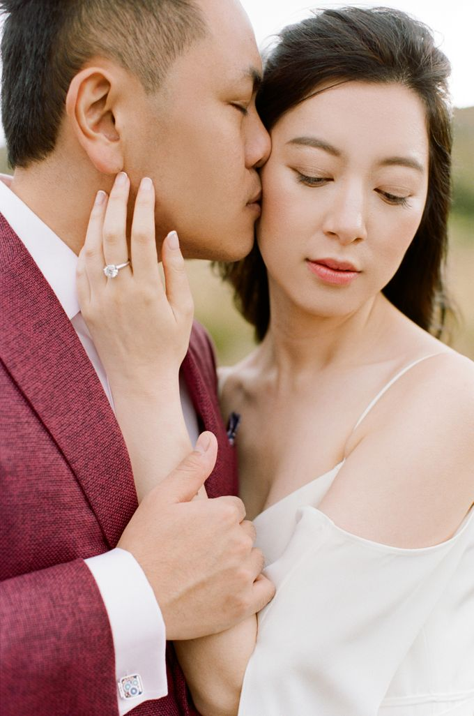Three day Pre-Wedding shoot in New Zealand by Feather and Stone Photography - 047