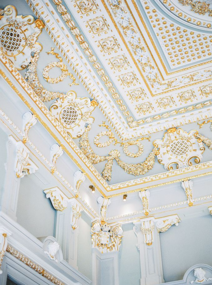Lisbon Destination Wedding in a Palace and Yatch by Sublime Luxury Weddings - 006