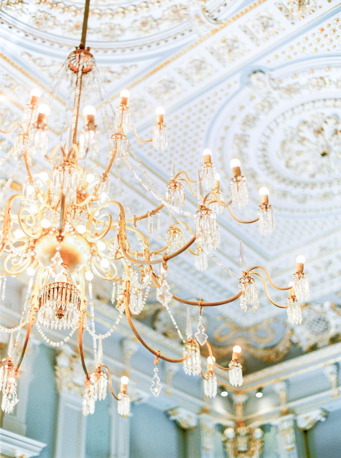 Lisbon Destination Wedding in a Palace and Yatch by Sublime Luxury Weddings - 015