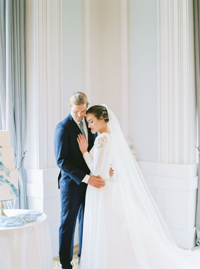 Lisbon Destination Wedding in a Palace and Yatch by Sublime Luxury Weddings - 022