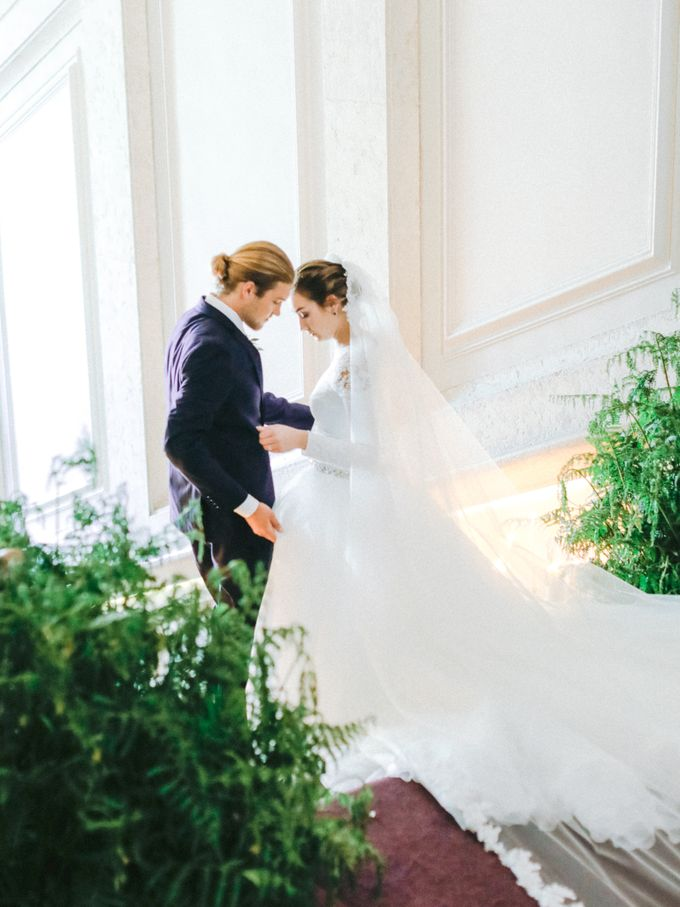 Lisbon Destination Wedding in a Palace and Yatch by Sublime Luxury Weddings - 023