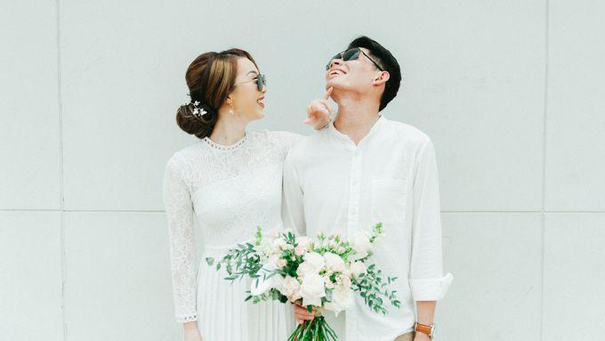 Tantowi & Karin Pre-wedding Session by SABIPOTO - 001