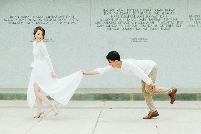 Tantowi & Karin Pre-wedding Session by SABIPOTO - 004