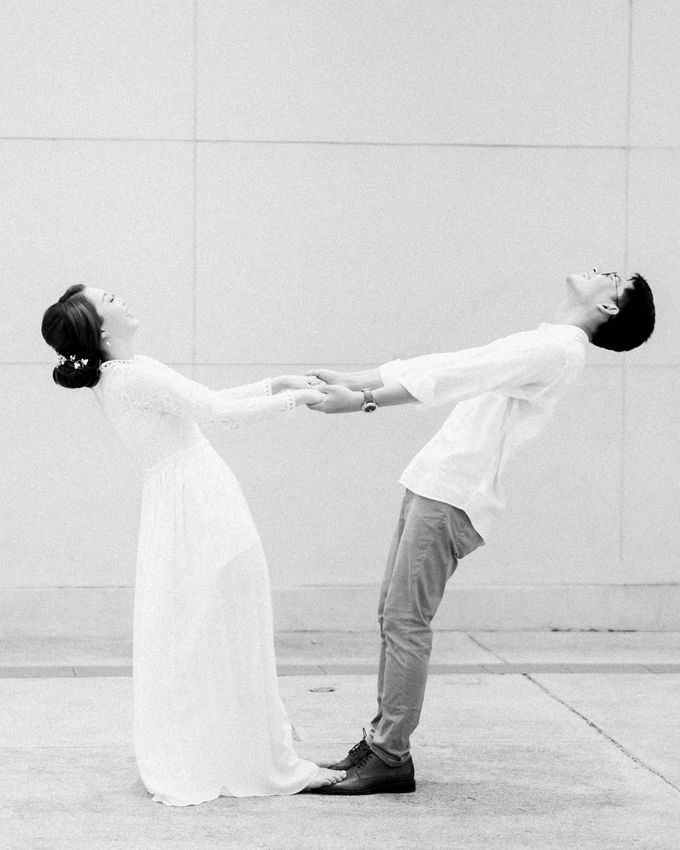 Tantowi & Karin Pre-wedding Session by SABIPOTO - 008