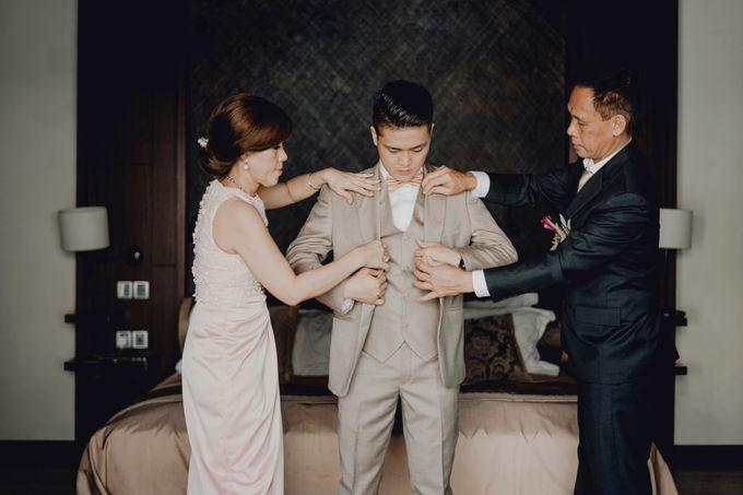 Erika & Darmawan Wedding Ceremony by ATIPATTRA - 035