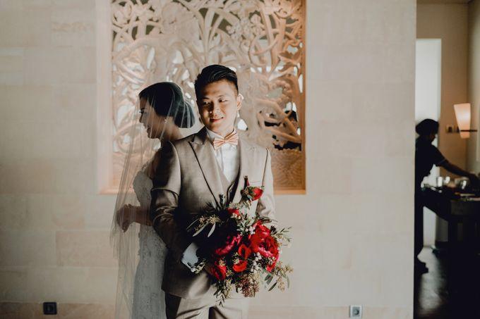 Erika & Darmawan Wedding Ceremony by ATIPATTRA - 036