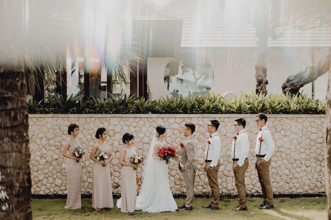 Erika & Darmawan Wedding Ceremony by ATIPATTRA - 037