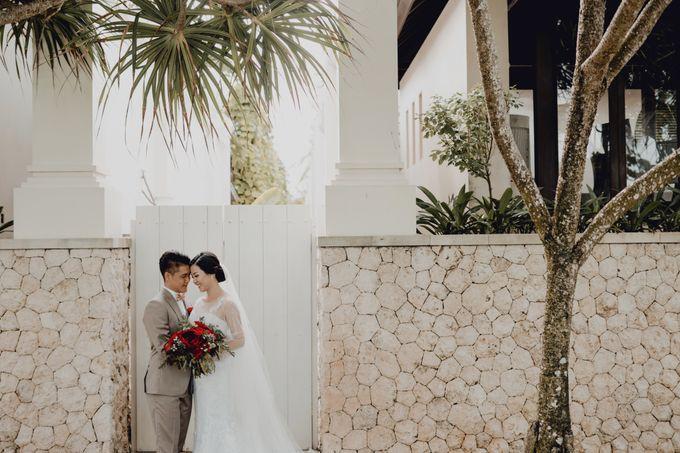 Erika & Darmawan Wedding Ceremony by ATIPATTRA - 038