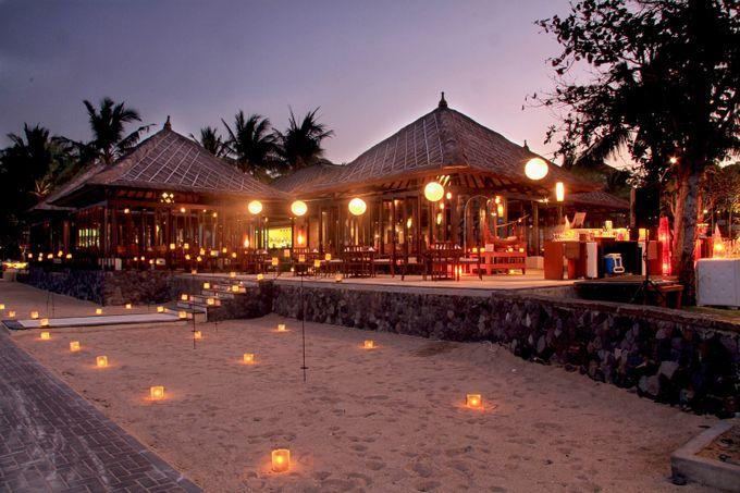 Eight Degree South Restaurant by Conrad Bali - 001
