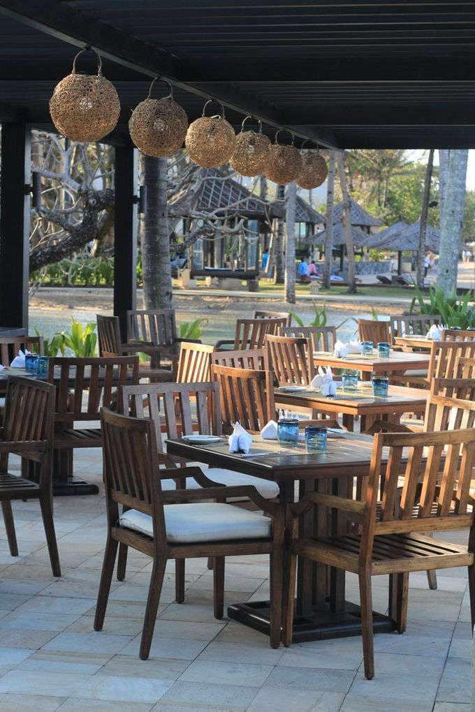Eight Degree South Restaurant by Conrad Bali - 004