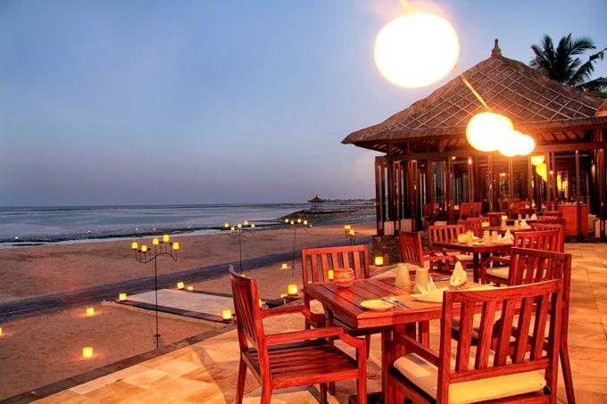 Eight Degree South Restaurant by Conrad Bali - 003