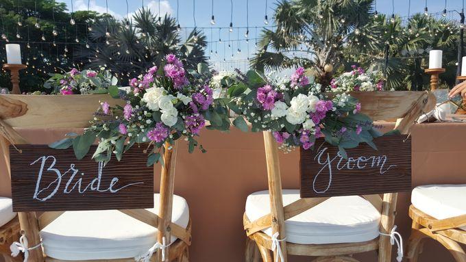 Sunset Garden Party by d'Oasis Florist & Decoration - 035