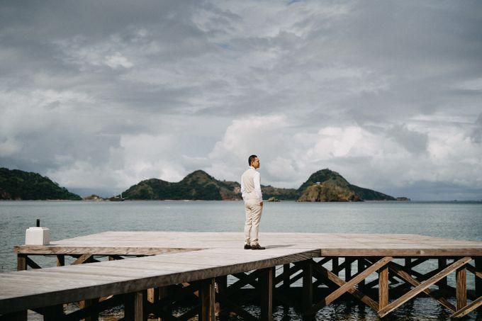Edward & Silvana Wedding by AYANA Komodo Resort - 003