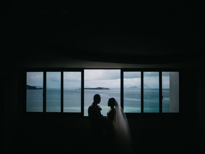 Edward & Silvana Wedding by AYANA Komodo Resort - 006