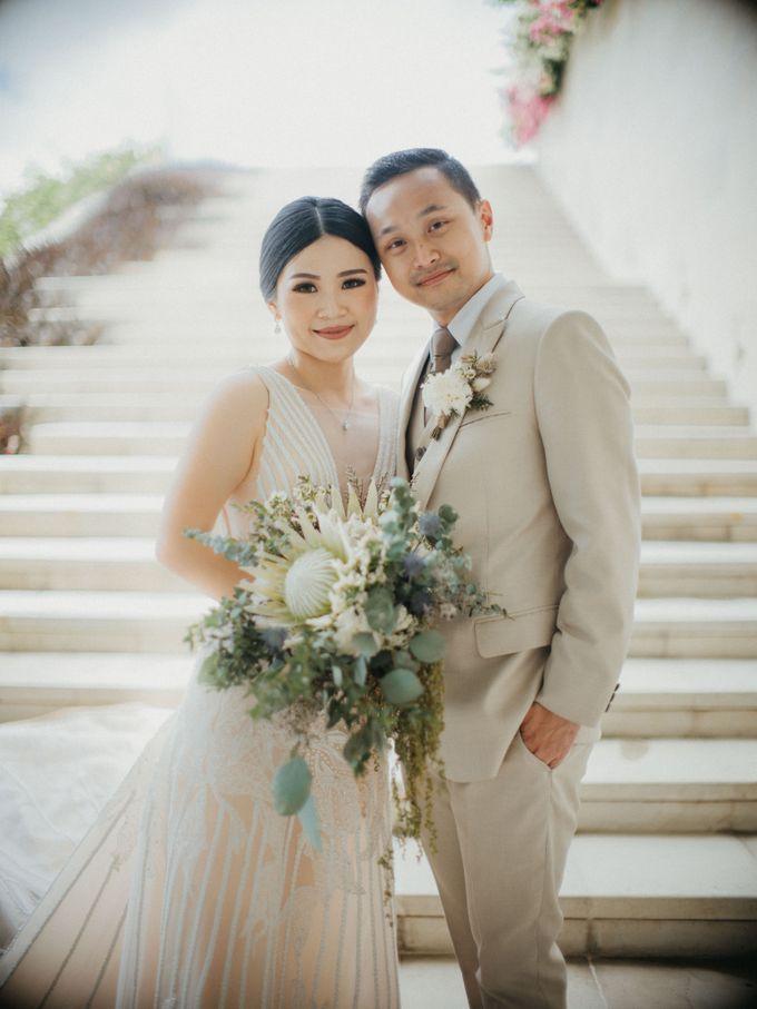 Edward & Silvana Wedding by AYANA Komodo Resort - 007