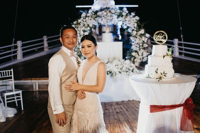 Edward & Silvana Wedding by Love Bali Weddings - 038