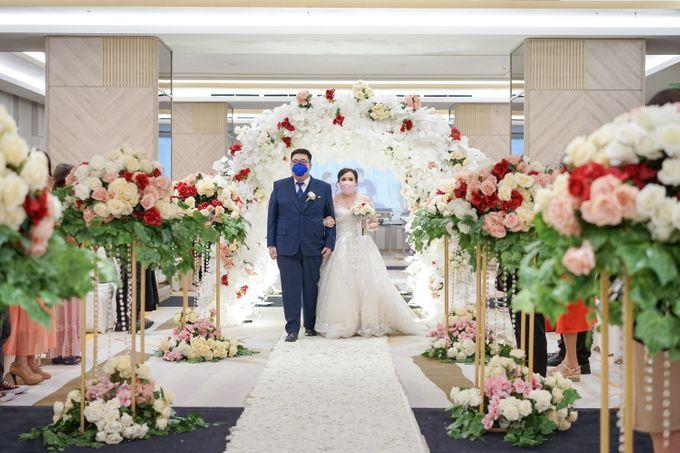 Wedding Of Edwin & Erlinda by Ohana Enterprise - 014