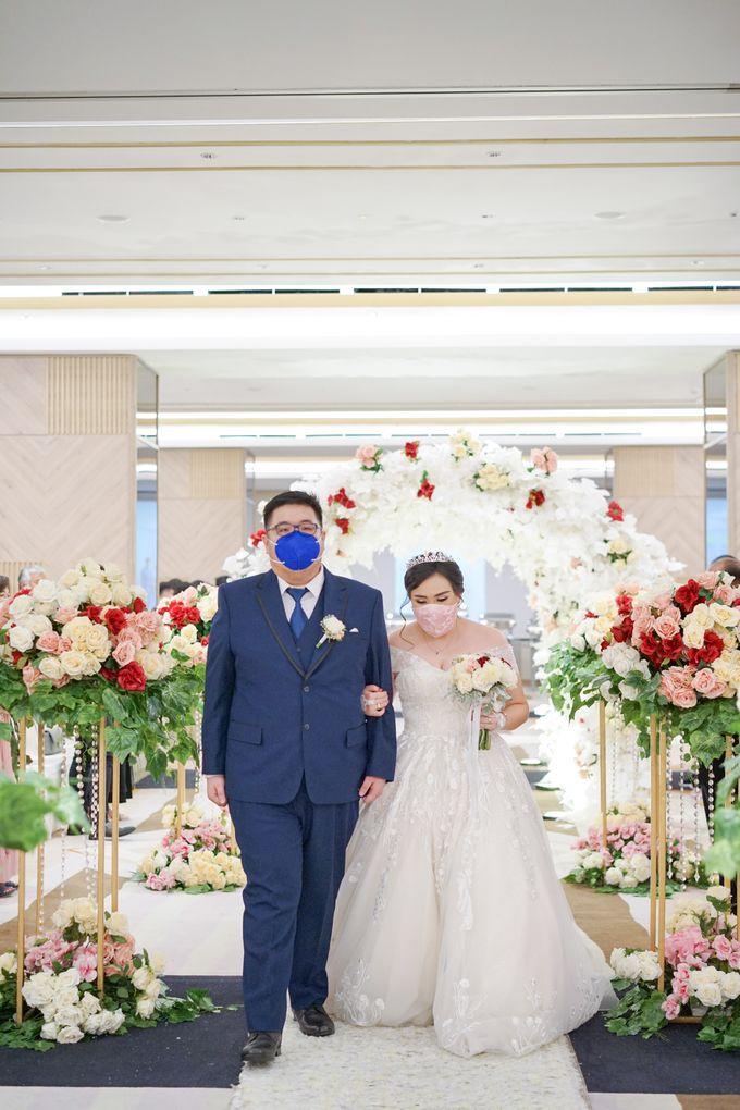 Wedding Of Edwin & Erlinda by Ohana Enterprise - 012