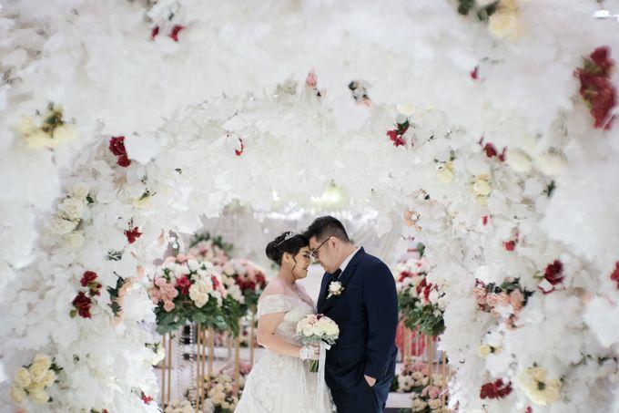 Wedding Of Edwin & Erlinda by Ohana Enterprise - 009