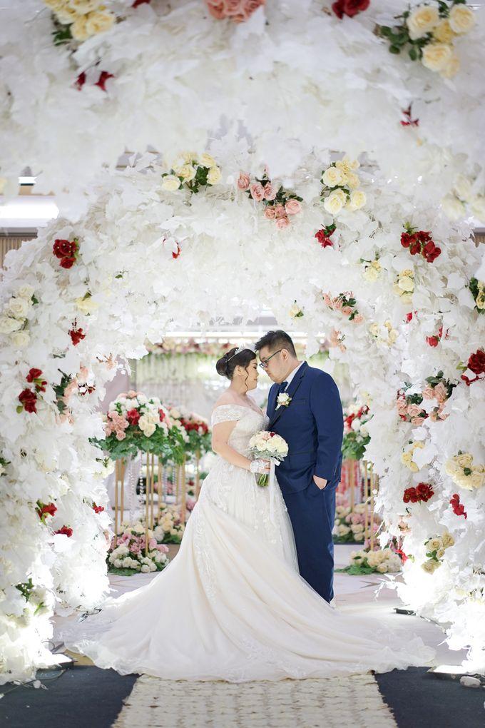 Wedding Of Edwin & Erlinda by Ohana Enterprise - 011