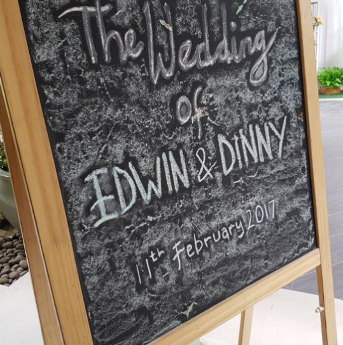 Edwin & Dinny Wedding by PRIDE Organizer - 005