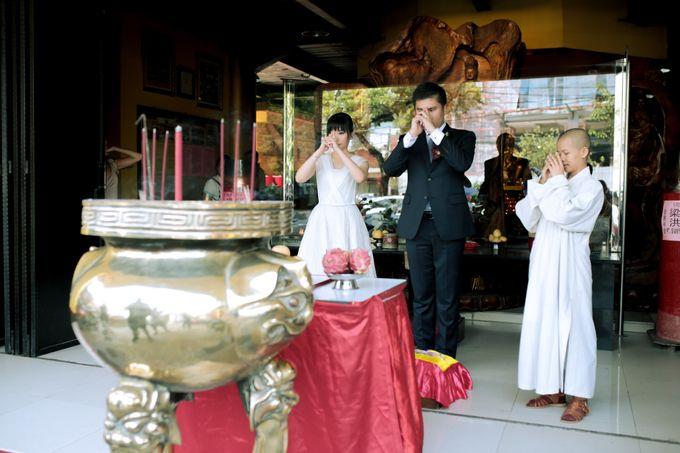 Edwin and Angela Putri by Hotel Indonesia Kempinski Jakarta - 029