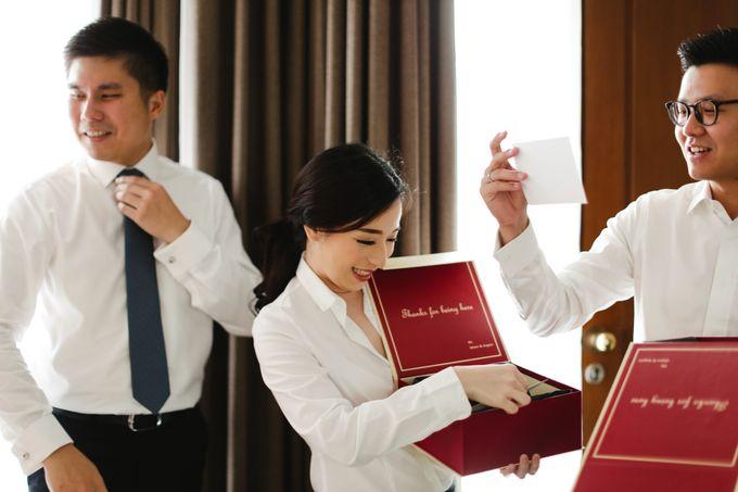 Edwin and Angela Putri by Hotel Indonesia Kempinski Jakarta - 035